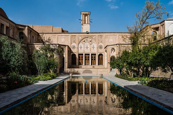 Borujerdis House   Kashan