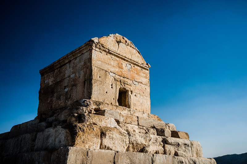 Tomb of Cyrus the Great of Persia