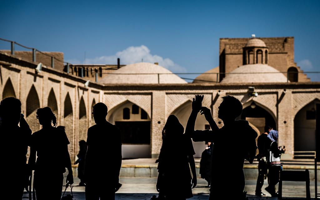 Jāmeh Mosque of Yazd