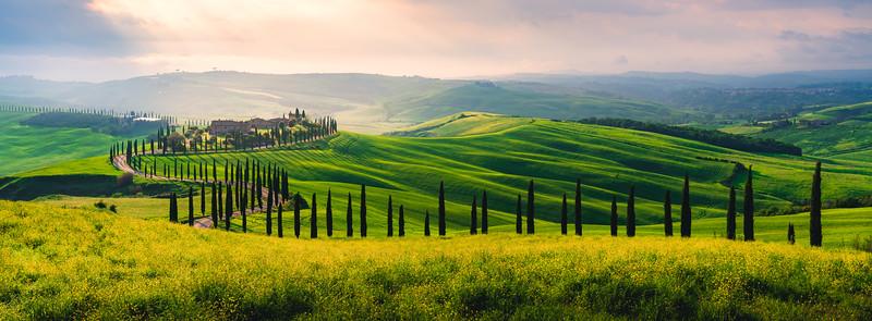 Villa Baccoleno | Tuscany