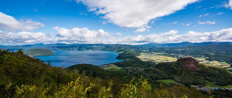 Mount Usu & Lake Tōya | Hokkaidō