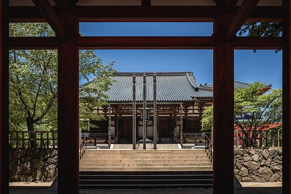 Kon-dō | Danjō-garan