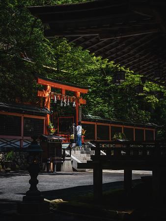 明神社 | 壇場伽藍