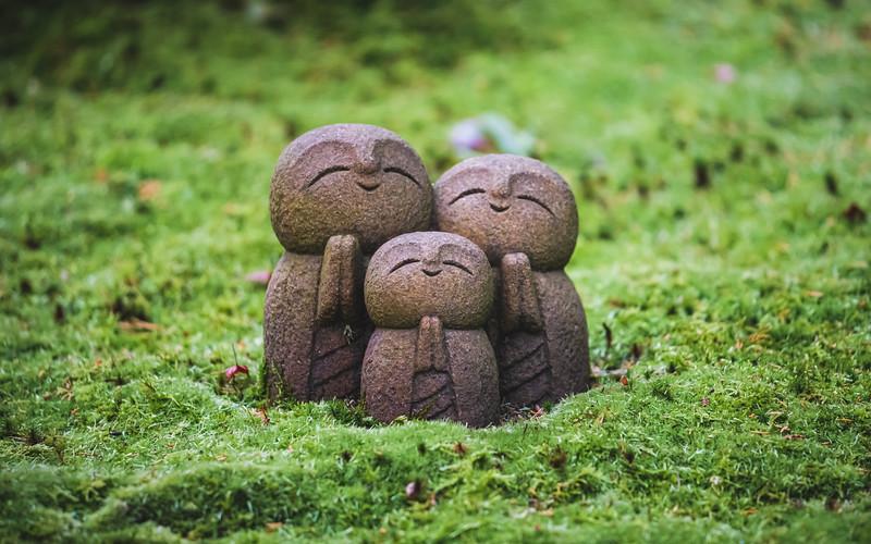 🇯🇵😍 Jizo | Shisen-dō