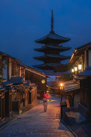 🇯🇵 Yasaka Pagoda | Kyoto