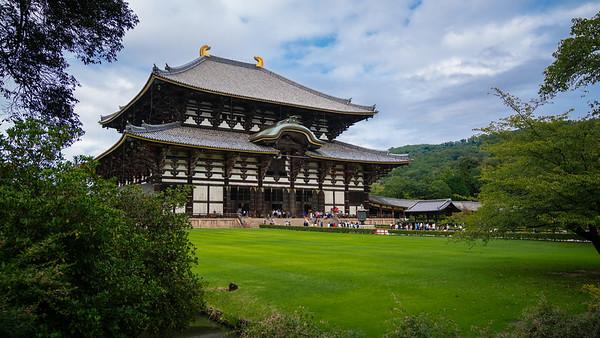 Daibutsuden | Nara