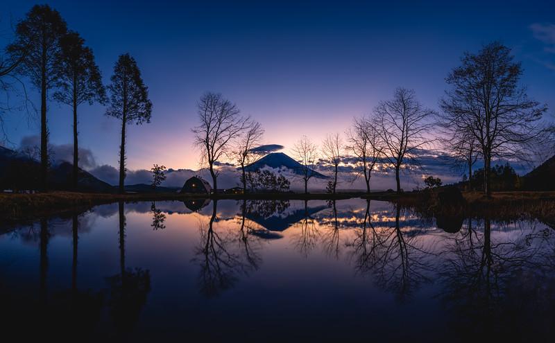 🇯🇵🗻 Sunrise @ Mount Fuji   Fujinomiya