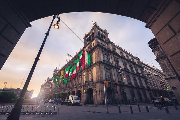 🇲🇽 Antiguo Palacio del Ayuntamiento | CDMX