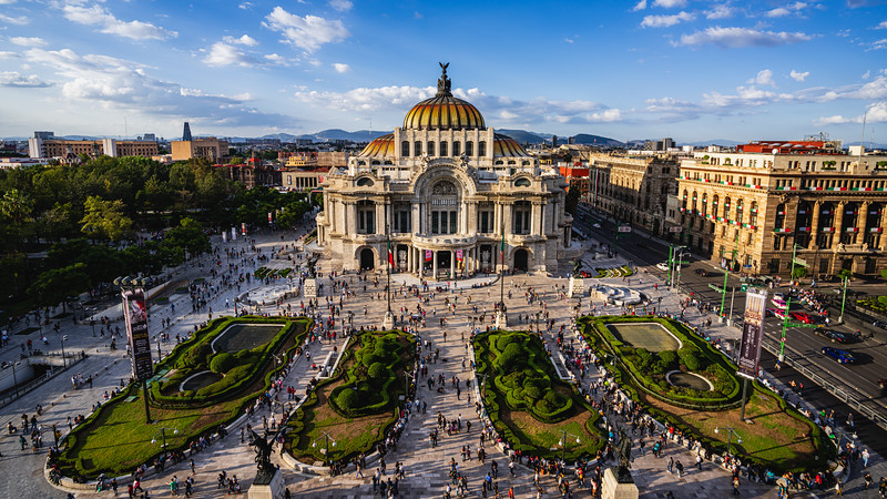 Palacio de Bellas Artes | CDMX
