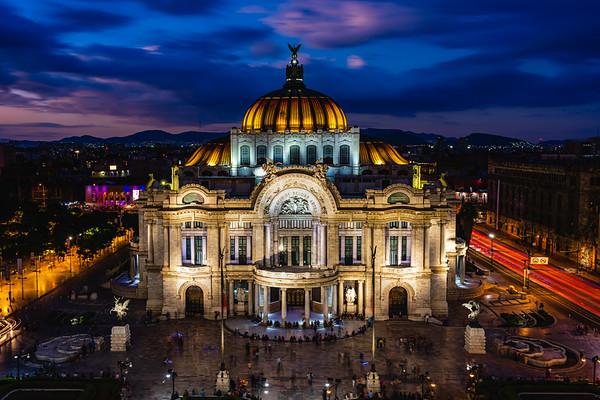 🇲🇽 Palacio de Bellas Artes | CDMX
