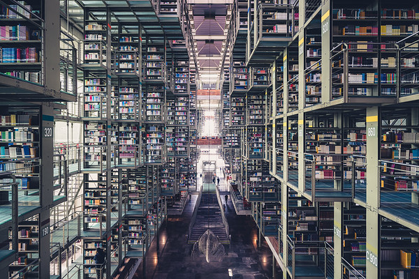 🇲🇽 Biblioteca Vasconcelos | CDMX