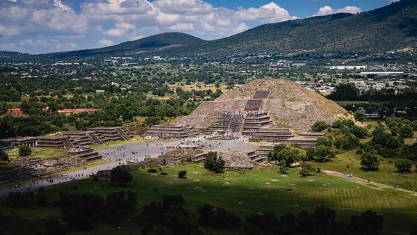 🇲🇽 Pirámide de la Luna 🌙 | Teotihuacán