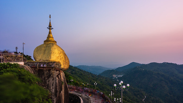 Kyaiktiyo Pagoda | Mon State