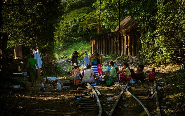 Burma life