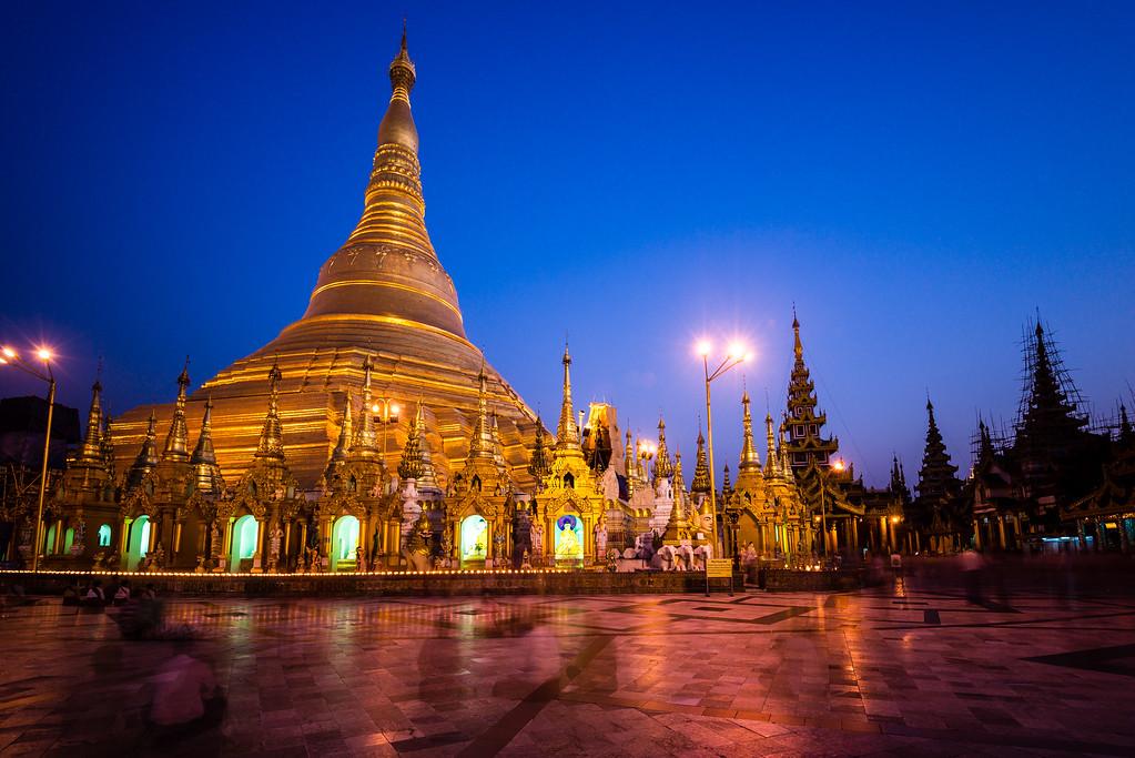 Soul of Yangon
