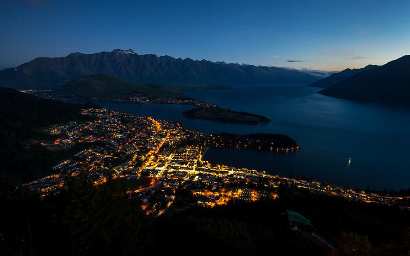 Lake Wakatipu & Queenstown | Otago