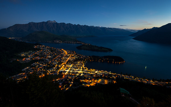Lake Wakatipu & Queenstown | Otago