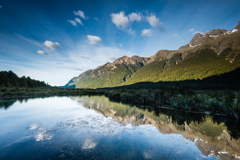 Mirror Lakes | Fiordland