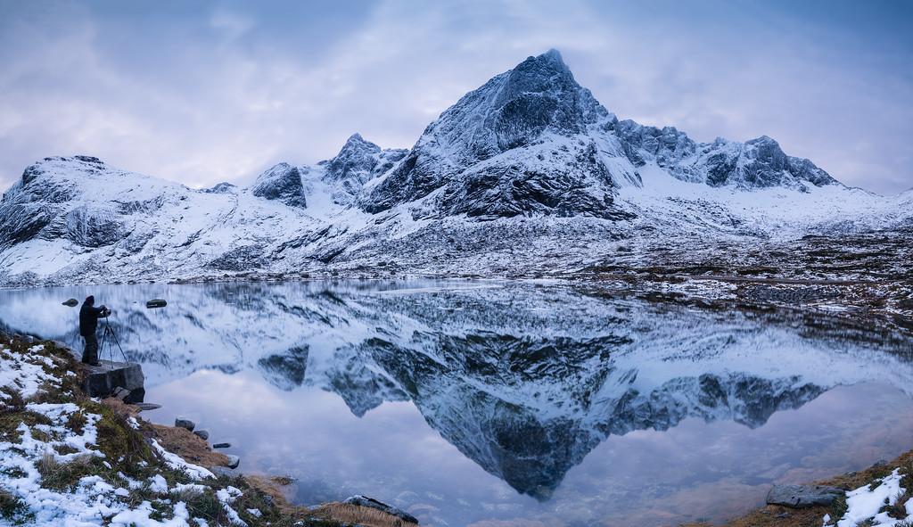 Mount Stortinden | Lofoten Archipelago