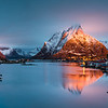 Sunrise @ Reine | Lofoten