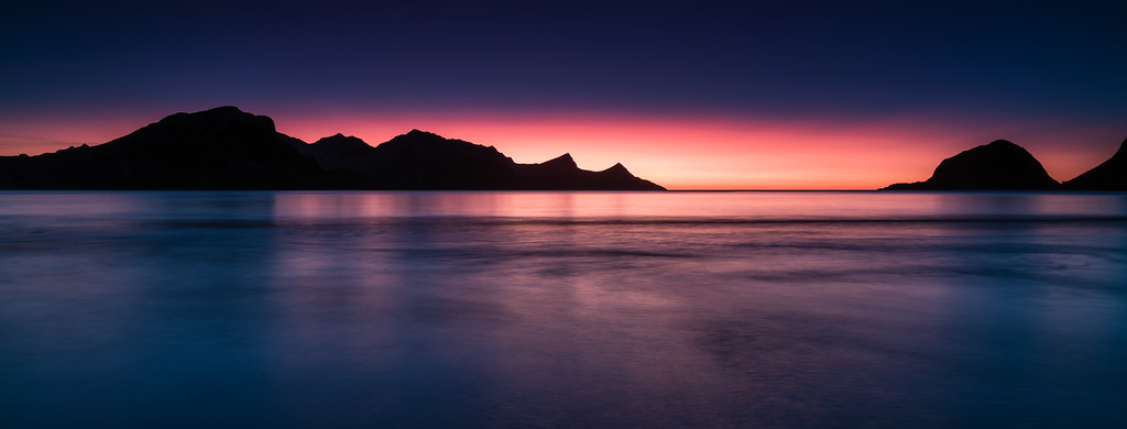 Arctic Afterglow | Lofoten