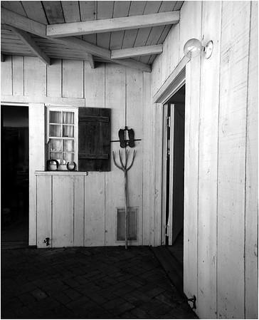 Doorway, Scotts Valley, California