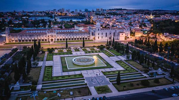 Jardim da Praca do Imperio | Lisboa