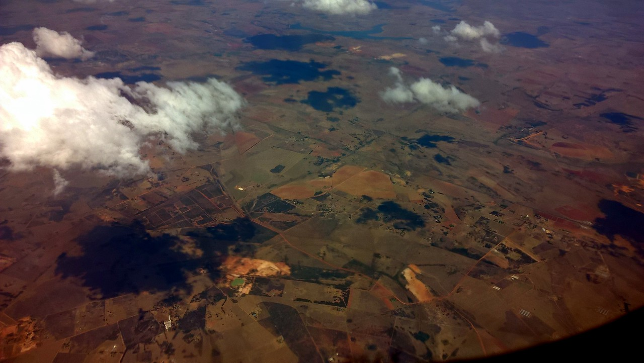 Flying on to another country, Zimbabwe.