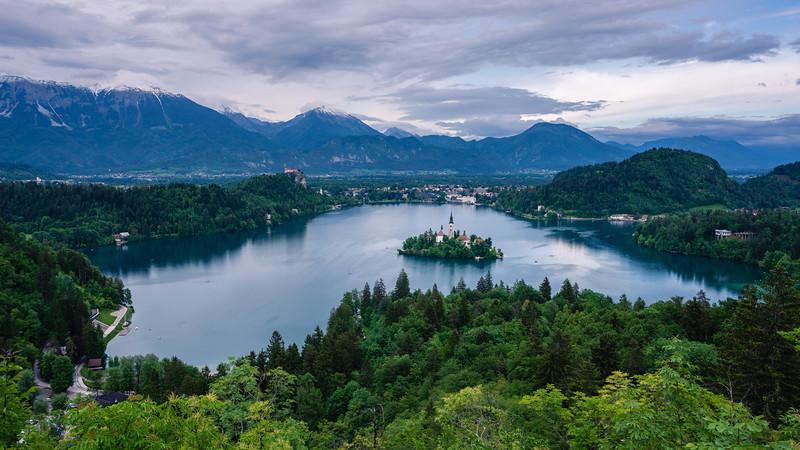 Blejsko Jezero | Slovenija