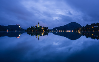 Lake Bled is Beautiful 😍