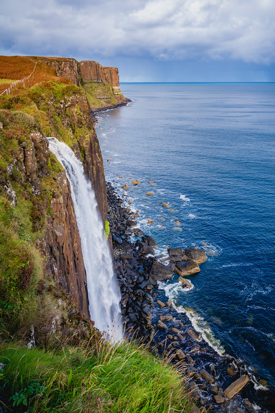 Mealt Falls & Kilt Rock | Scotland