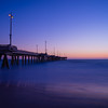 Blue Hour at the Venice Fishing Pier