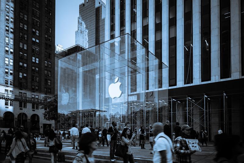 5th Avenue Apple Store 2.0