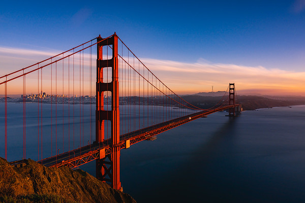🇺🇸 Golden Gate Bridge | San Francisco
