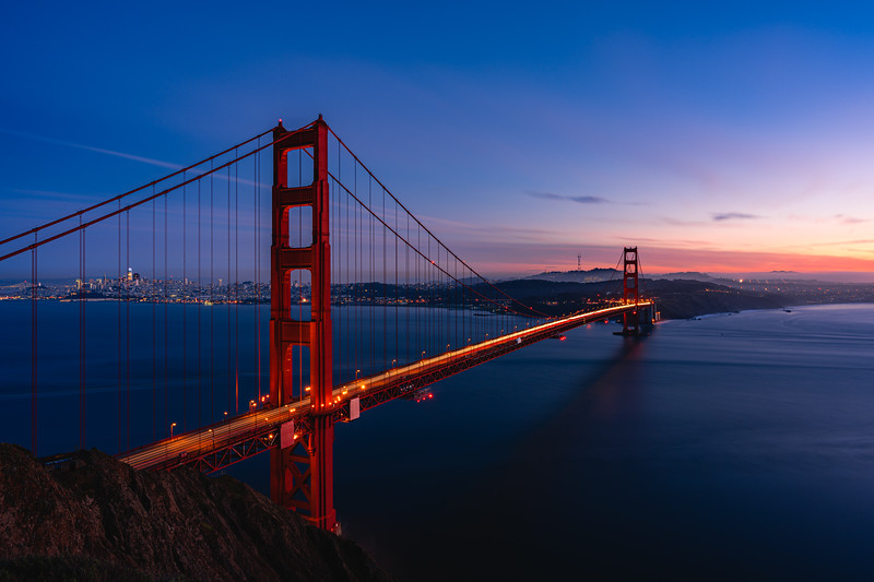 Golden Gate Bridge | San Francisco