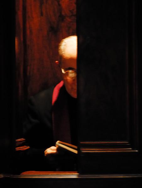 Vatican Confessional