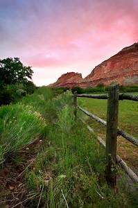 Redrock Sunrise