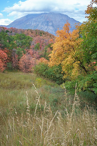 Timpanogos in the Fall 02