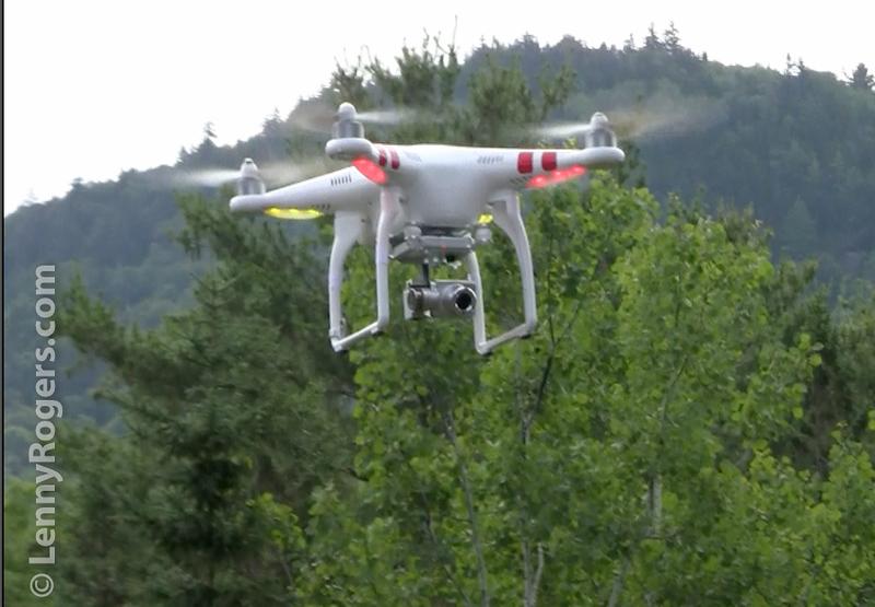 Ironman Lake Placid - drone footage