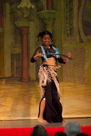 Dance of the Divine Serpentine