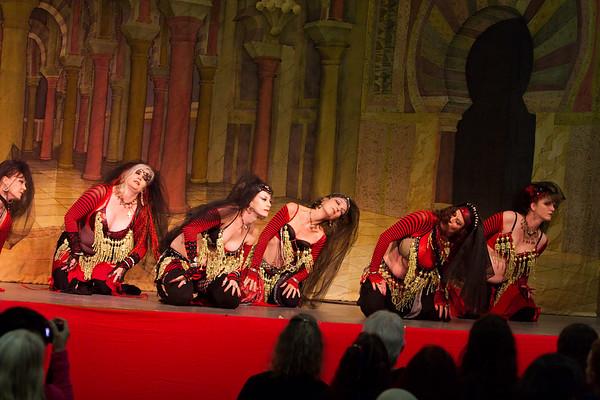 Asha Belly Dancers: Creep Show