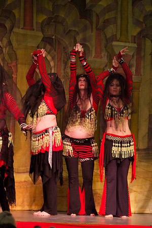 Asha Belly Dancers: Creep Show