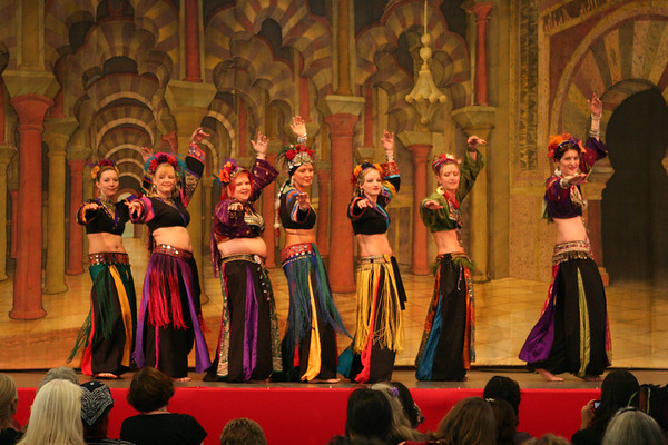 inFusion Tribal Bellydance