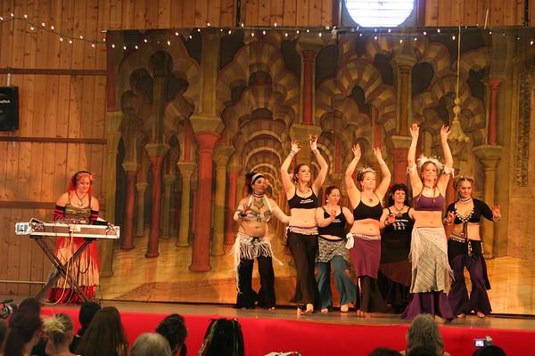 Guerilla Tribal Dance