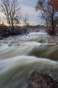 Rushing Water on the West Fork