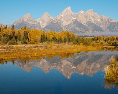 Schwabacher's Landing, Grand Teton National Park, WY.