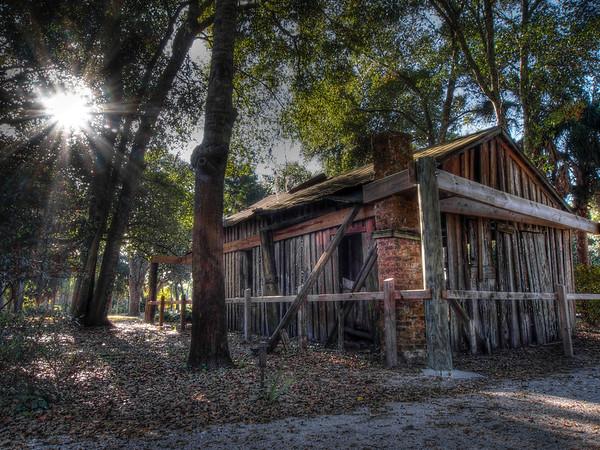 Servants Quarters, Orman House, Apalachicola, FL.