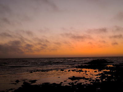 Sunset, Pacific Grove, CA