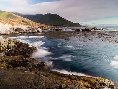 Big Sur coast, Hwy 1, CA.