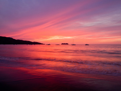 Playa Hermosa Sunset, Costa Rica